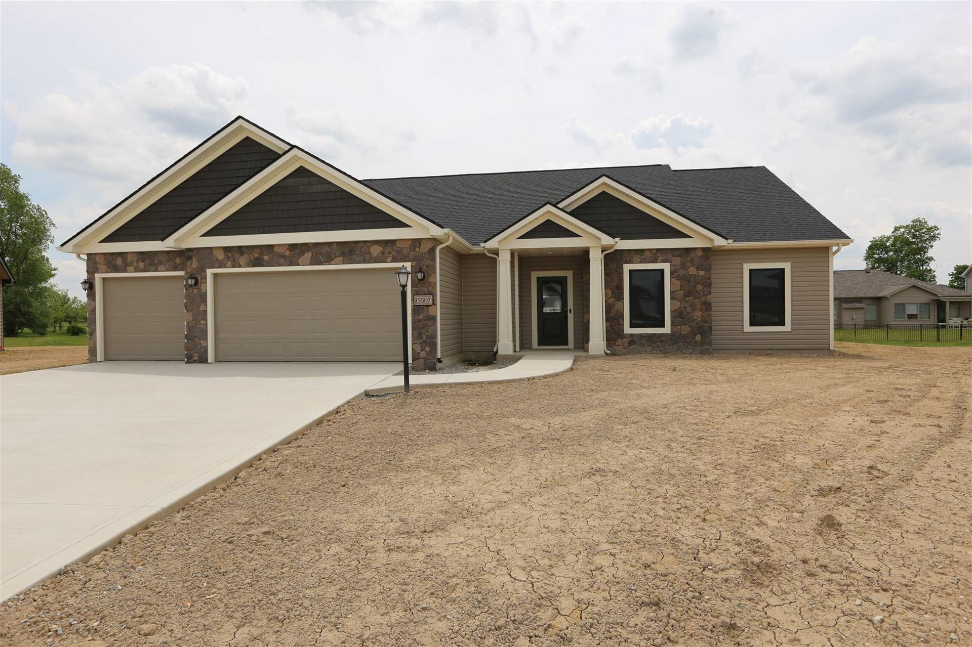 13507 Pommel Cove, Grabill, IN 46741 - #: 202024056
