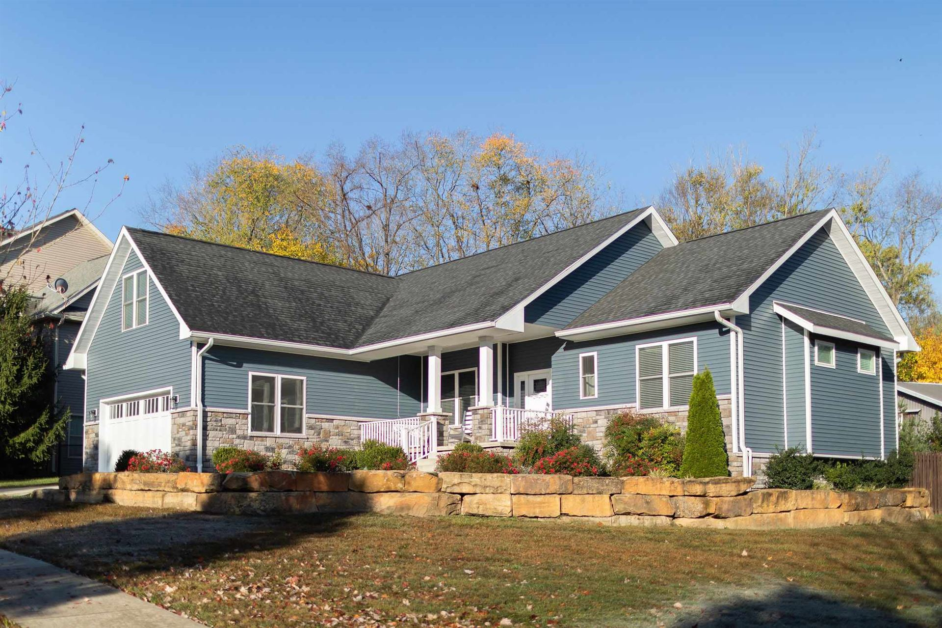 989 E Keenland Court, Bloomington, IN 47401 - #: 202042057