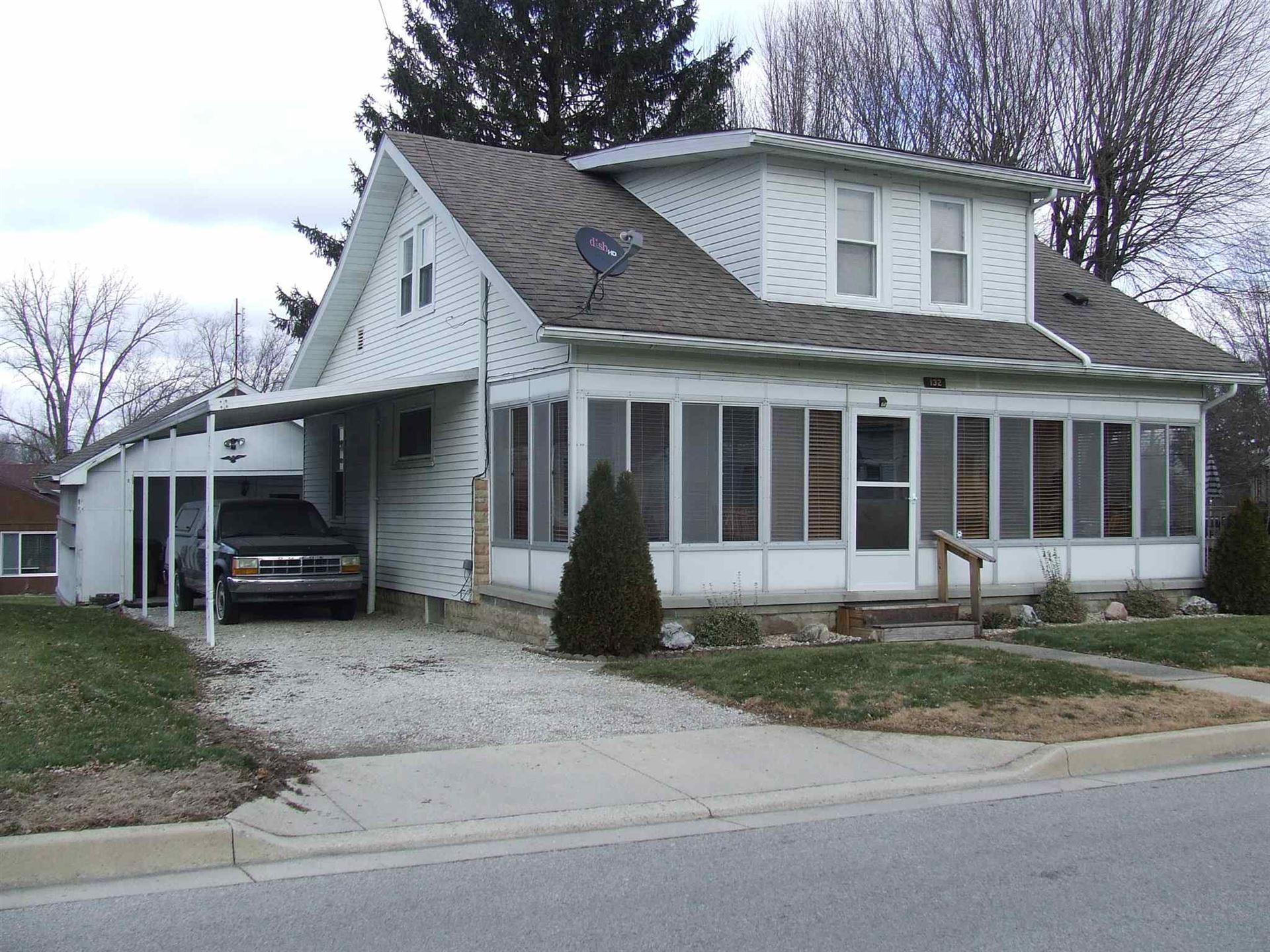 132 W Eighth Street, Roanoke, IN 46783 - #: 202104057