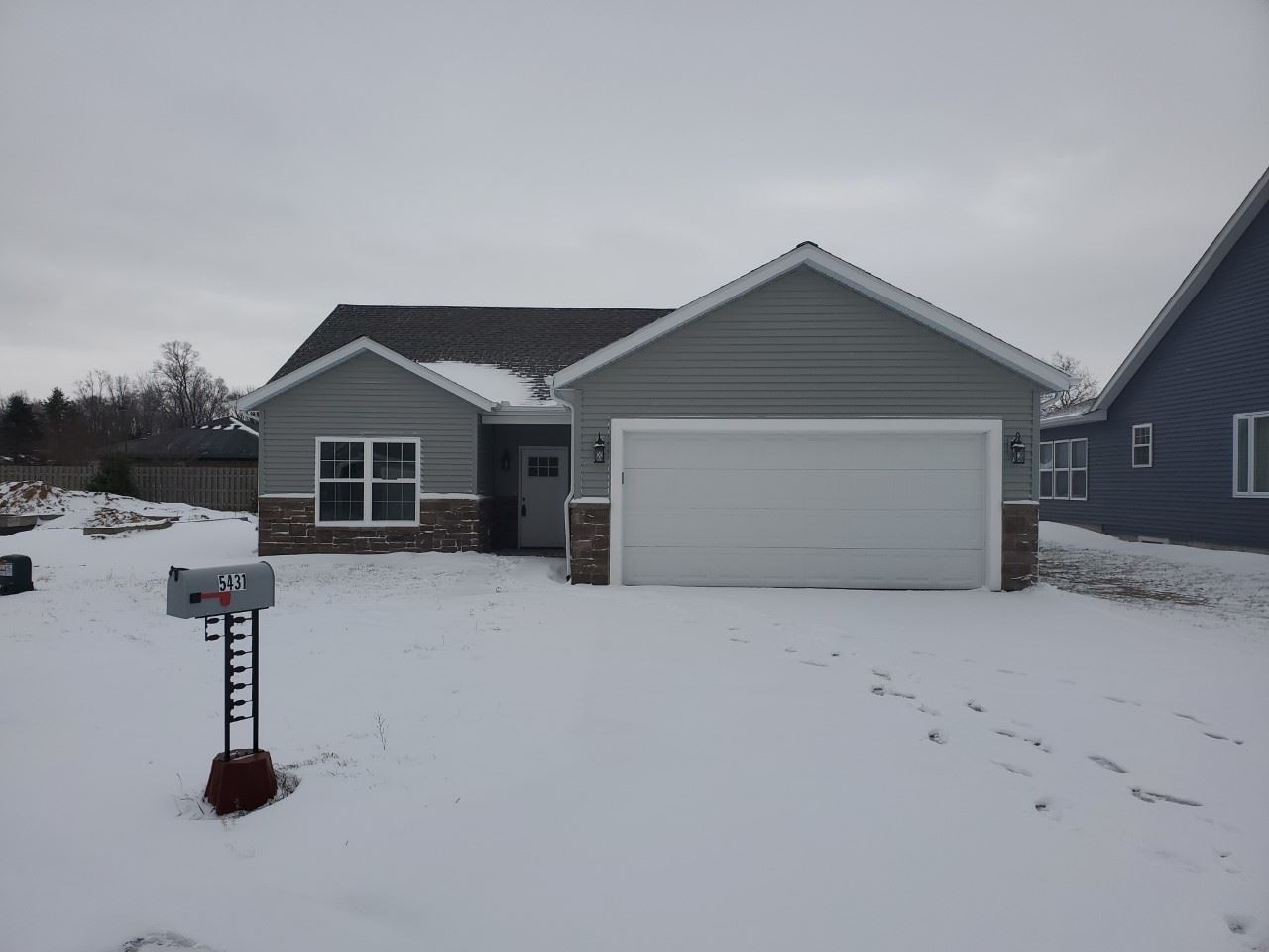 5431 Bay Char Court Court, Osceola, IN 46561 - #: 202000058