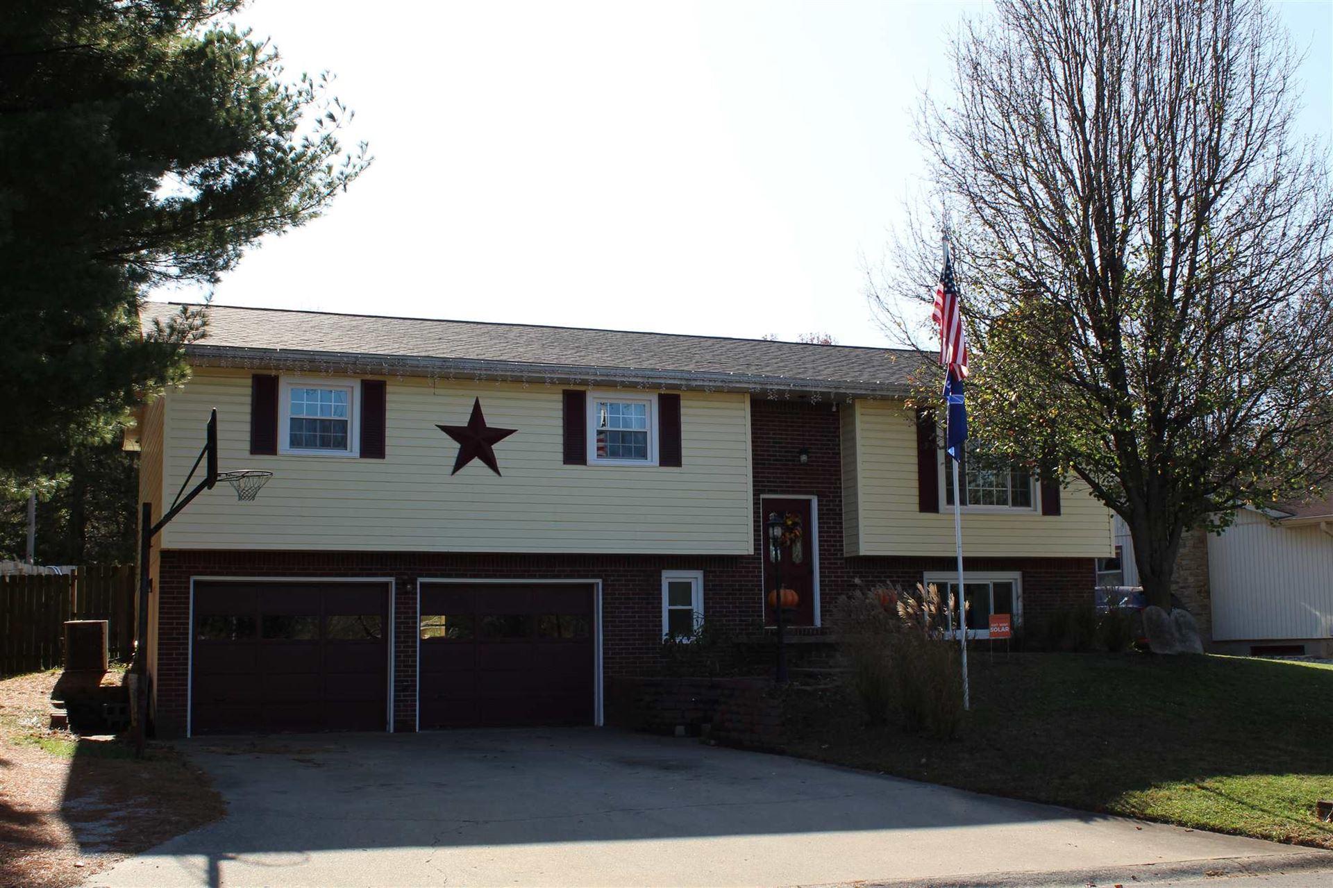 125 S Ridge Springs Street, Ellettsville, IN 47429 - #: 202046059