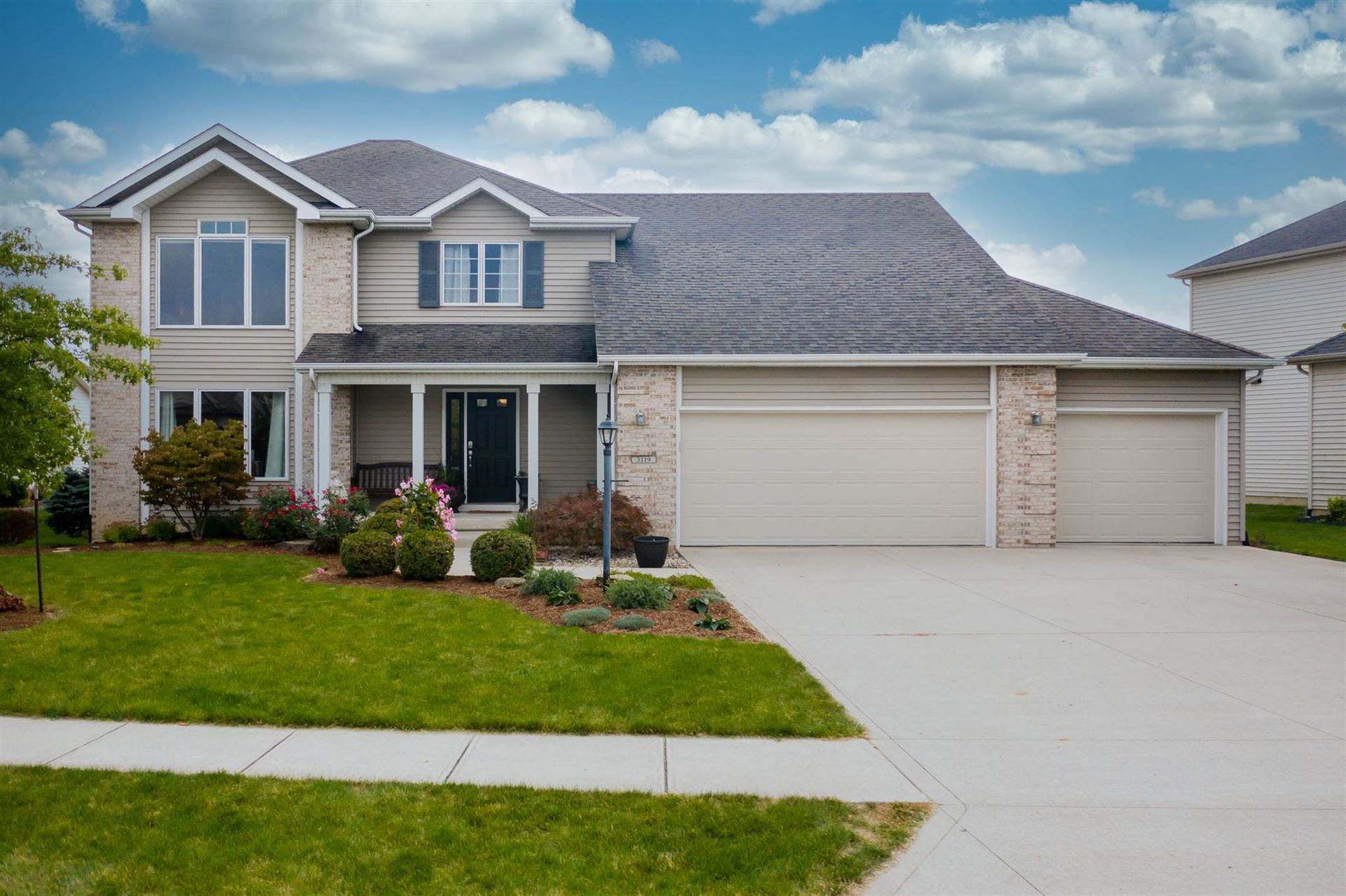 3119 Shallowbrook Drive, Fort Wayne, IN 46814 - #: 202039060