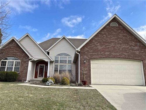 Photo of 4323 S Falcon Drive, Bloomington, IN 47403 (MLS # 202106063)
