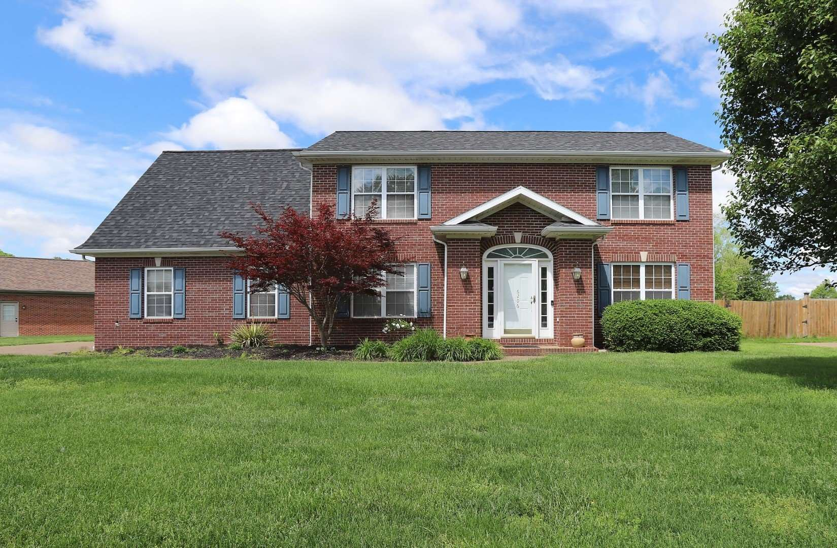 6206 Flagstone Drive, Evansville, IN 47711 - #: 202019064