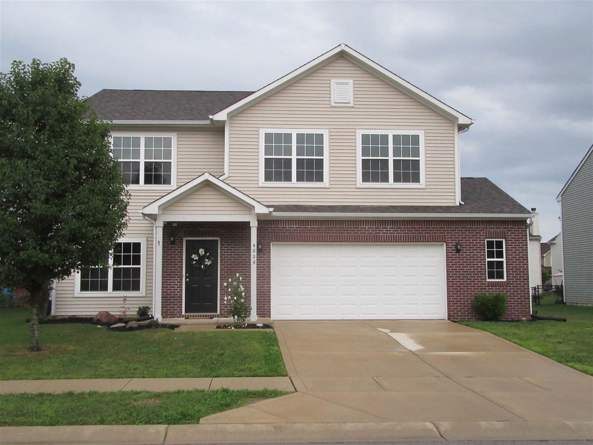 4025 Thompson Drive, Marion, IN 46953 - #: 202036064