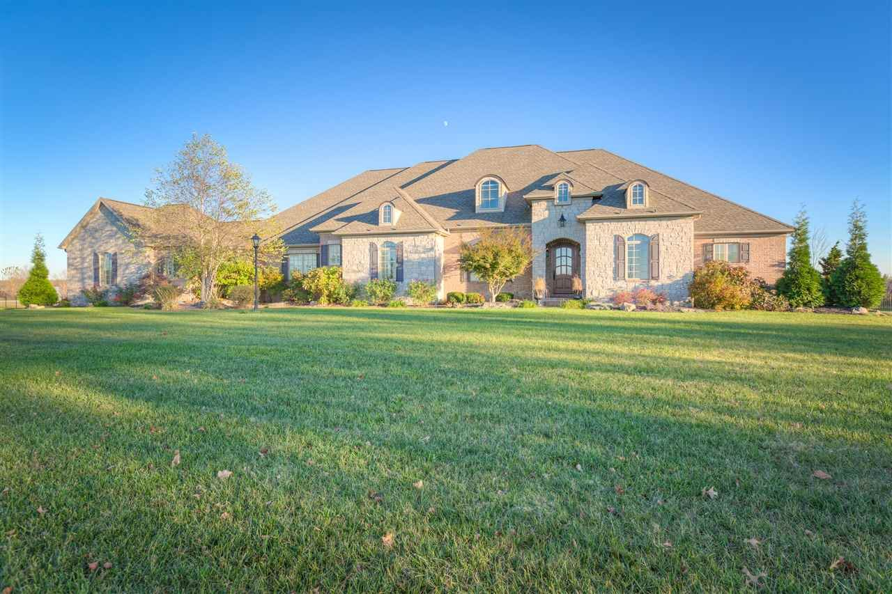 1966 Pebble Beach Drive, Newburgh, IN 47630 - #: 201729065