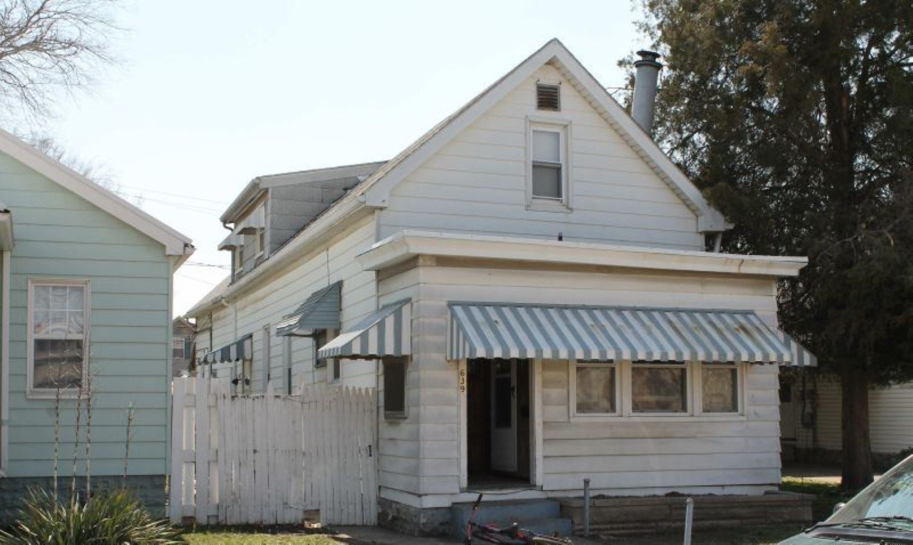639 E Tennessee Street, Evansville, IN 47711 - #: 202001072