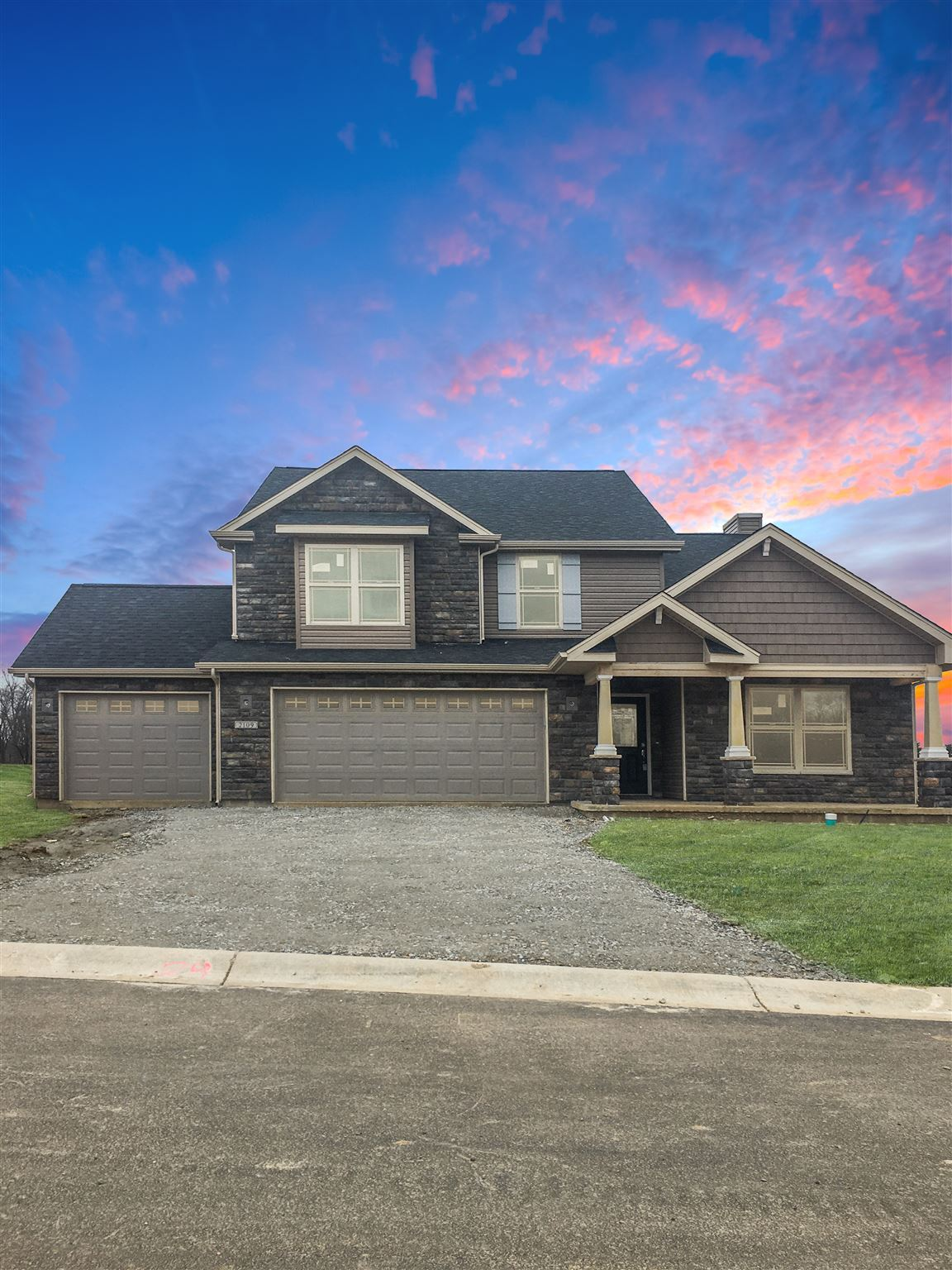 2109 Maple Leaf Drive, Kokomo, IN 46902 - #: 202001074