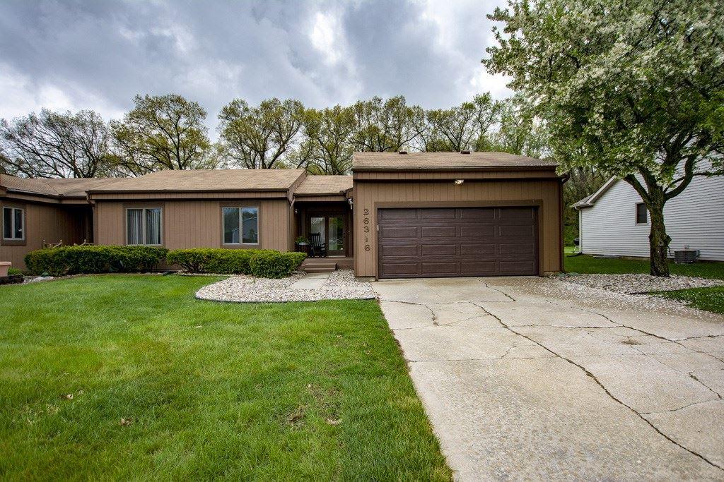 26316 Quail Ridge Drive, Elkhart, IN 46514 - #: 202019074