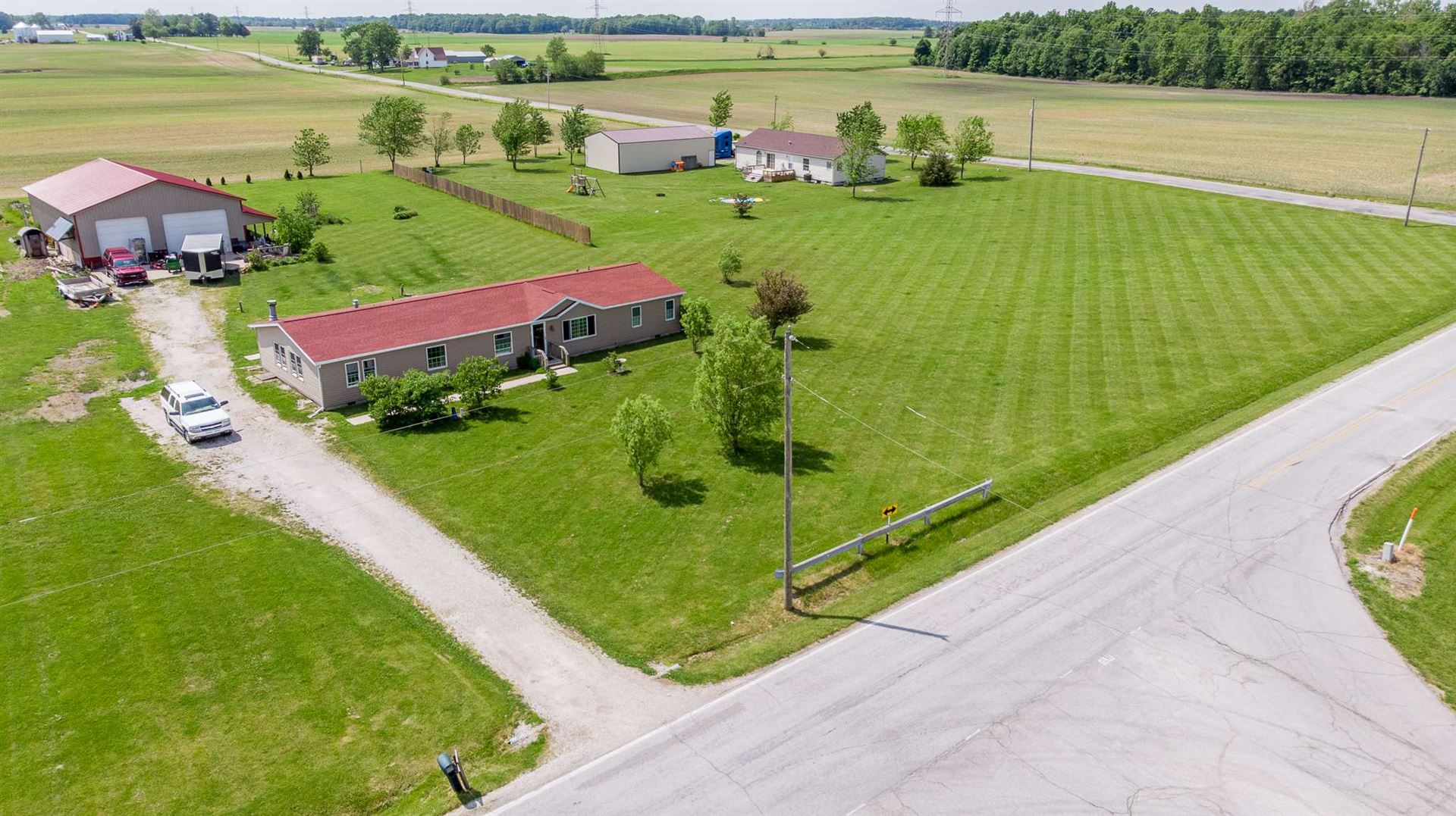 4463 N 600 E, Marion, IN 46991 - #: 202020074