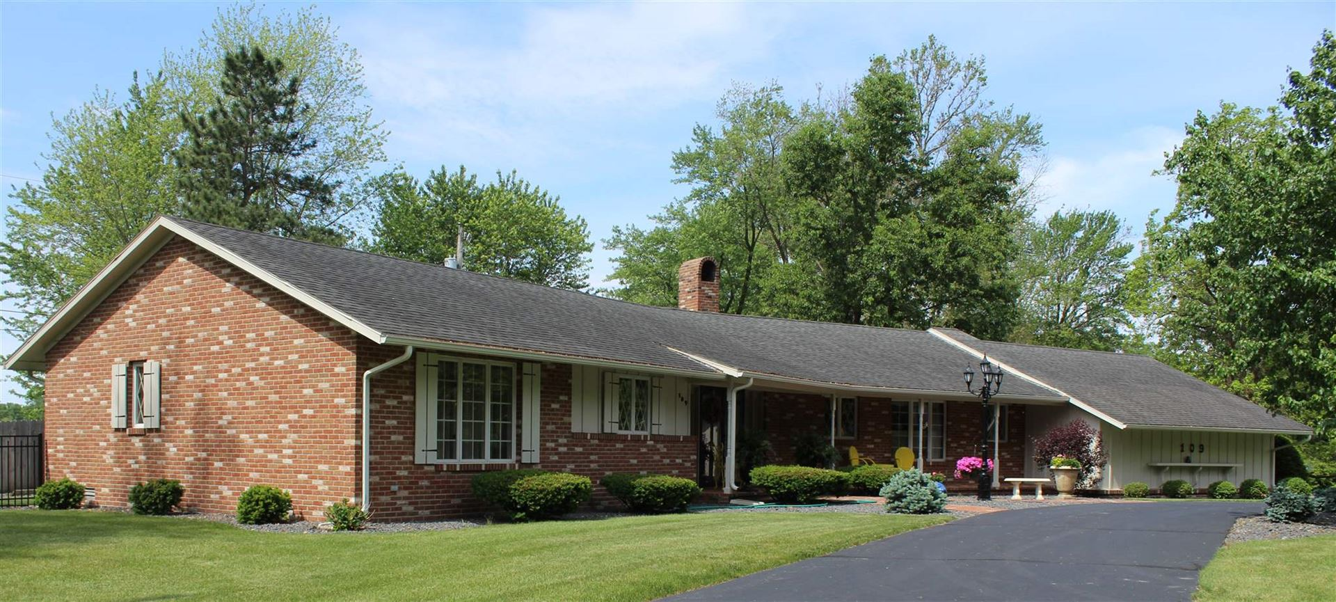 109 Crestwood Drive, Monticello, IN 47960 - #: 202021074