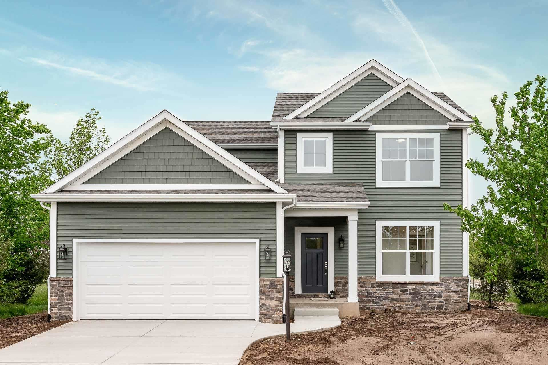 101 Lavender Court #Lot 1, New Carlisle, IN 46552 - #: 202041076