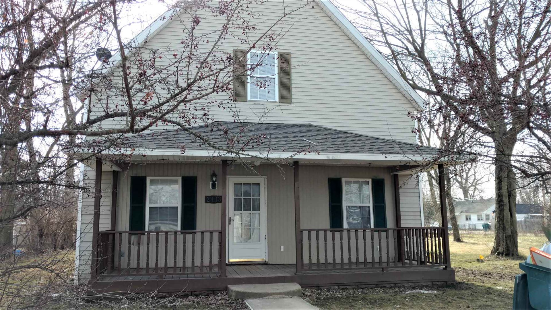 2413 W 10th Street, Muncie, IN 47302 - #: 202002077