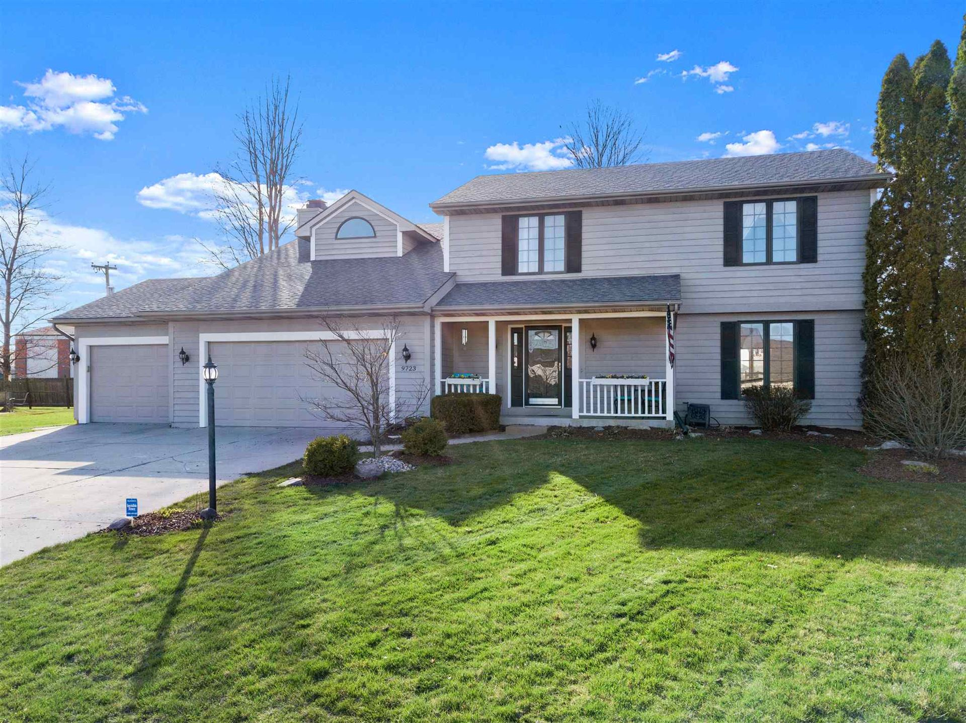 9723 West Cove Court, Fort Wayne, IN 46804 - #: 202012079