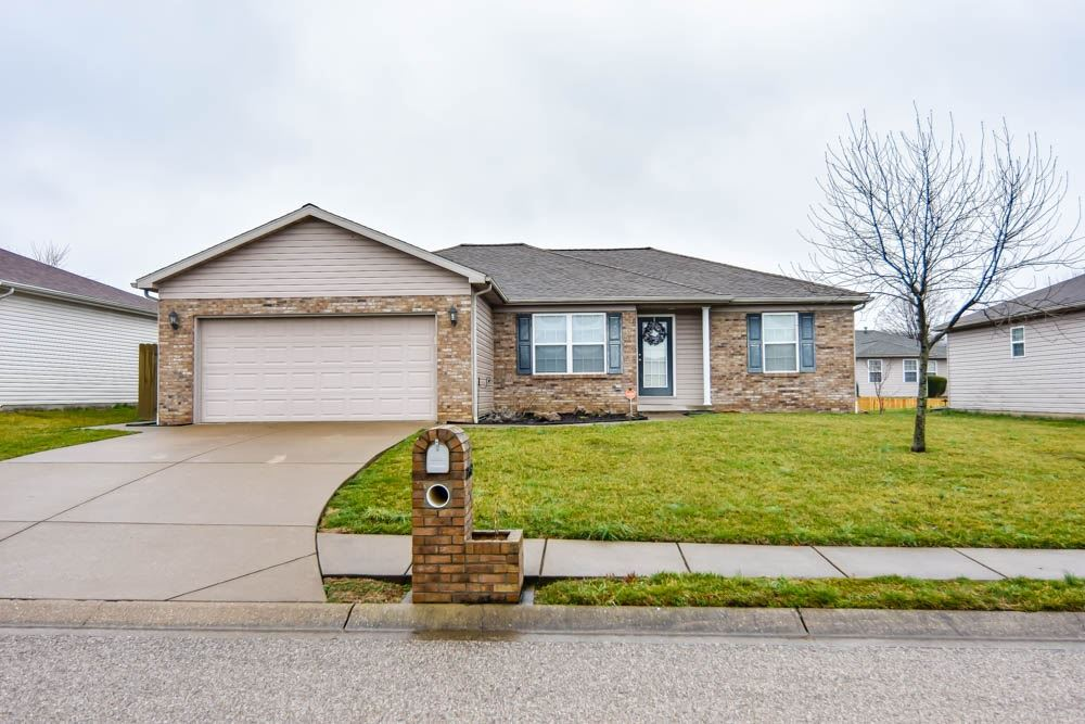 12642 Cold Water Drive, Evansville, IN 47725 - #: 202005084