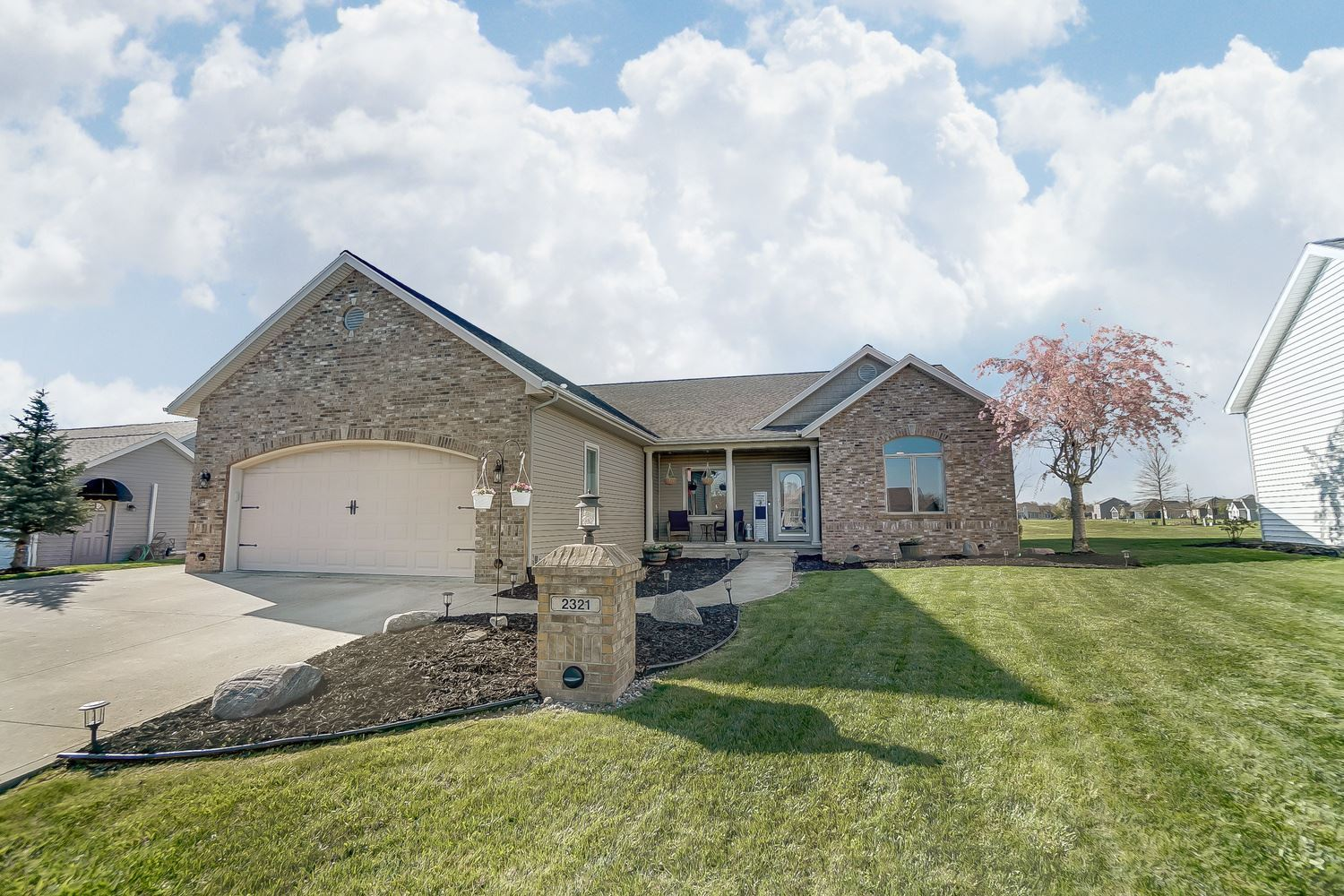 2321 Tigers Trail, Decatur, IN 46733 - #: 202015086
