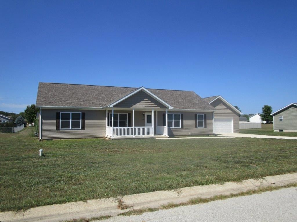 4061 N Lighthouse Drive, Warsaw, IN 46582 - #: 202018086