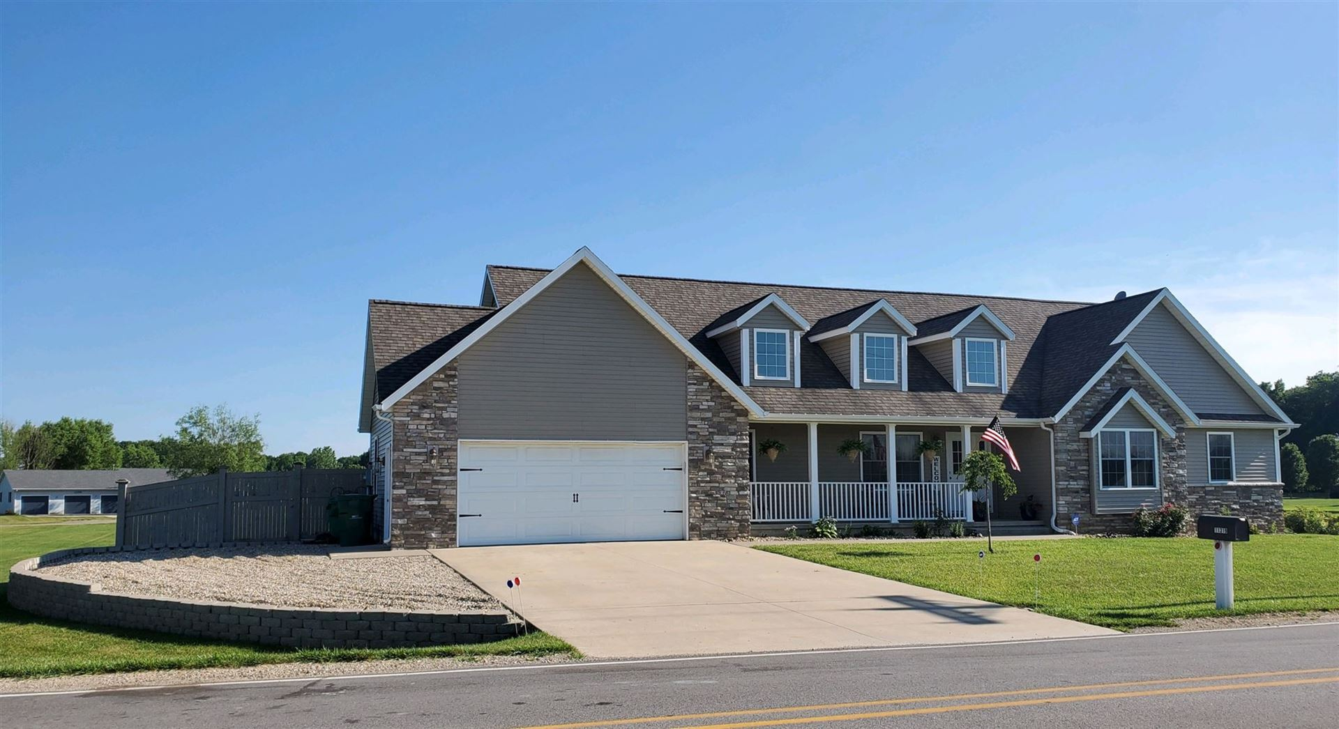11319 11th Road, Plymouth, IN 46563 - #: 202025088