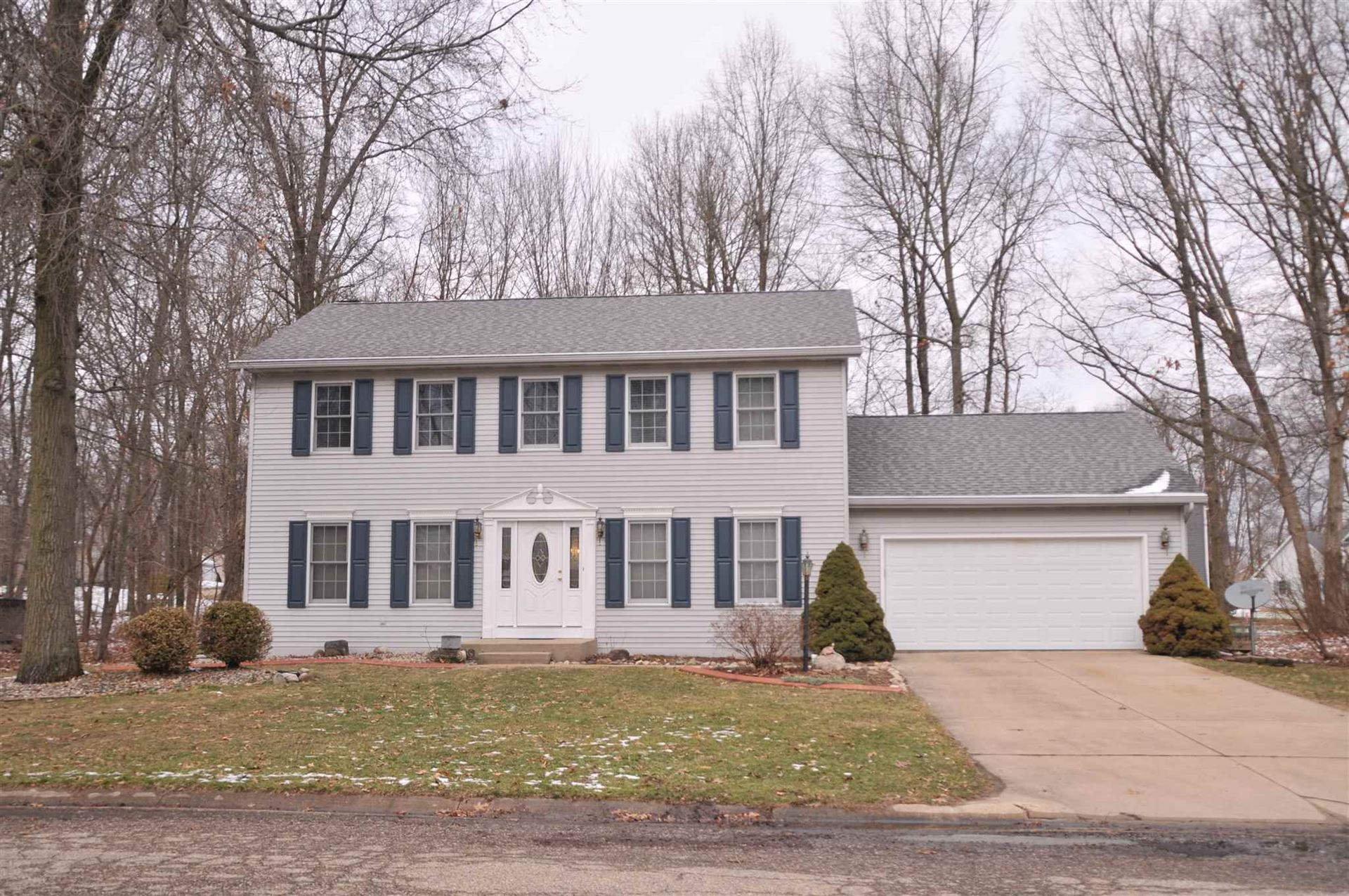 418 Crimson Lane, Plymouth, IN 46563 - #: 202005091