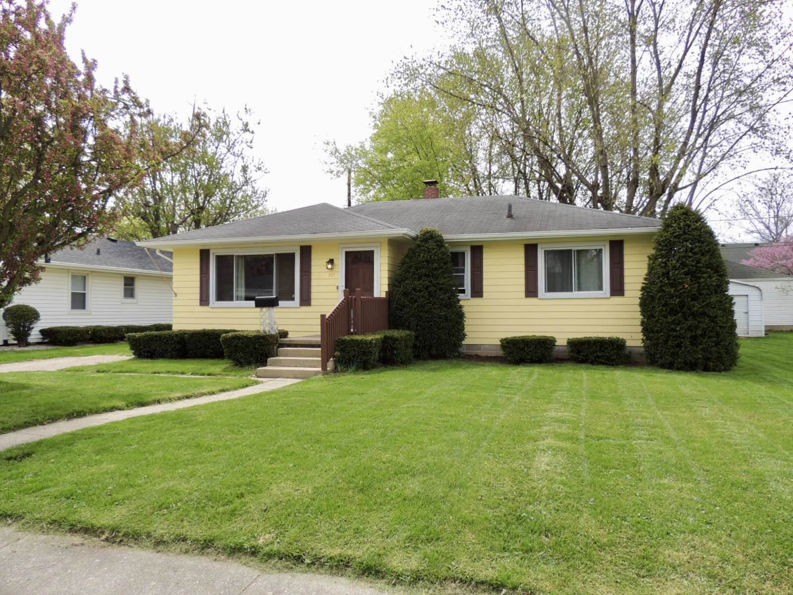 307 Brightwood Drive, Frankfort, IN 46041 - MLS#: 202113091