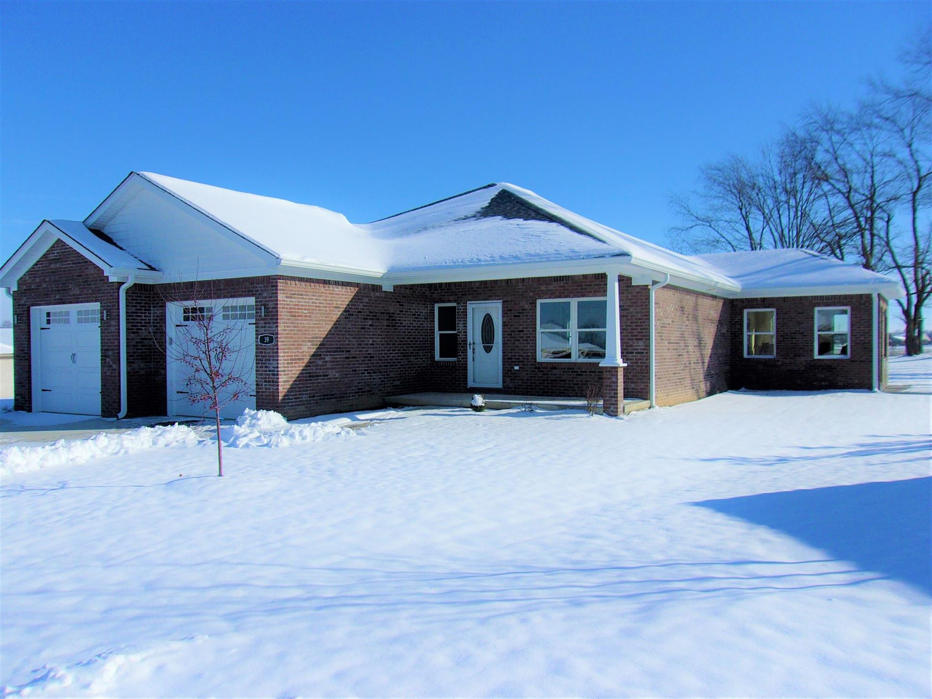 39 Shadow Wood Drive, Crawfordsville, IN 47933 - #: 201953093
