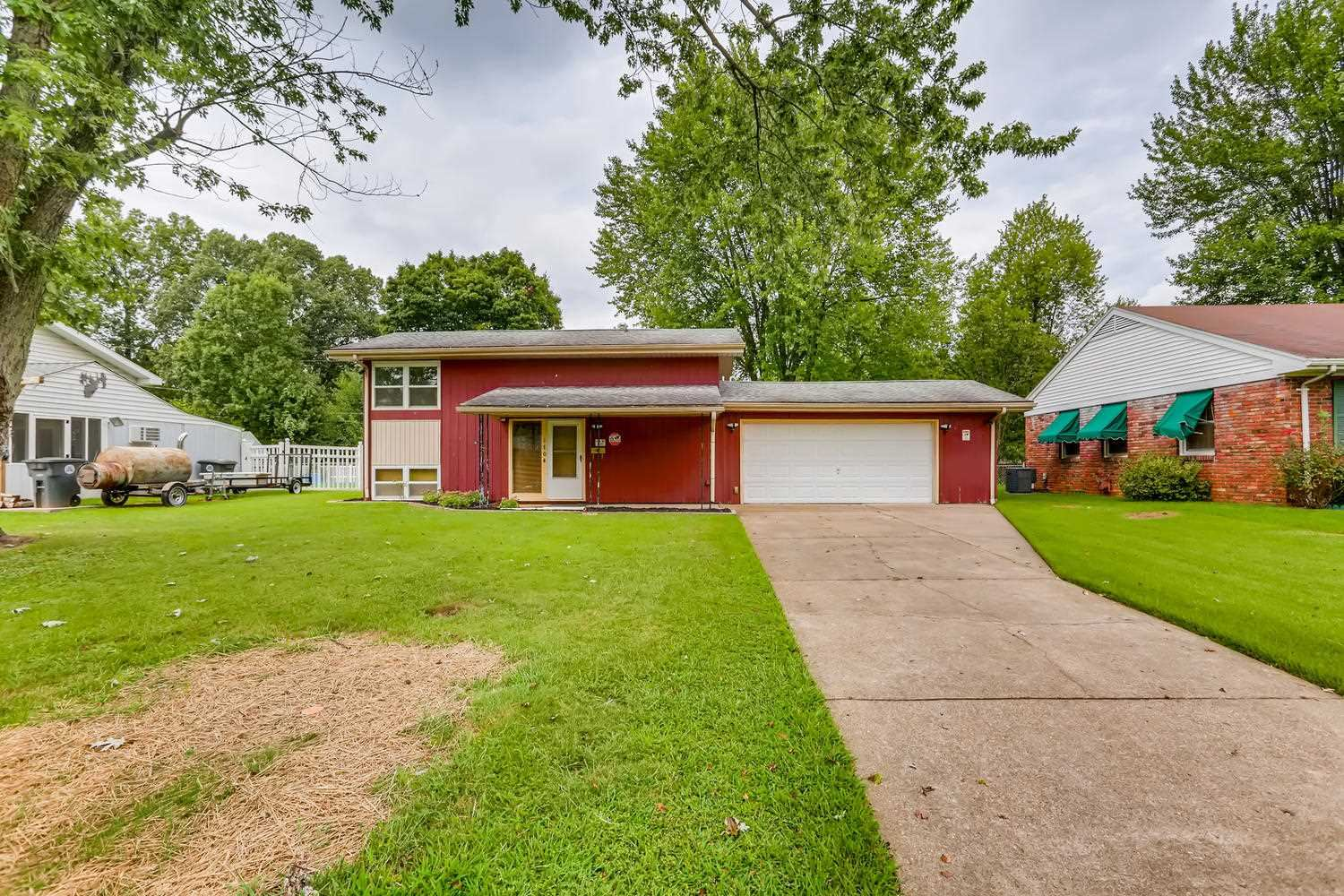 1704 Crystal Court, Evansville, IN 47714 - #: 202037093