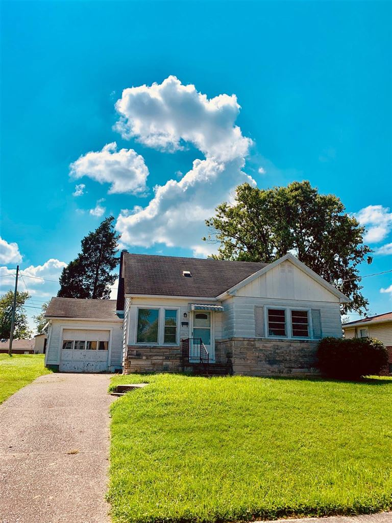 825 14TH Street, Tell City, IN 47586 - #: 201930095