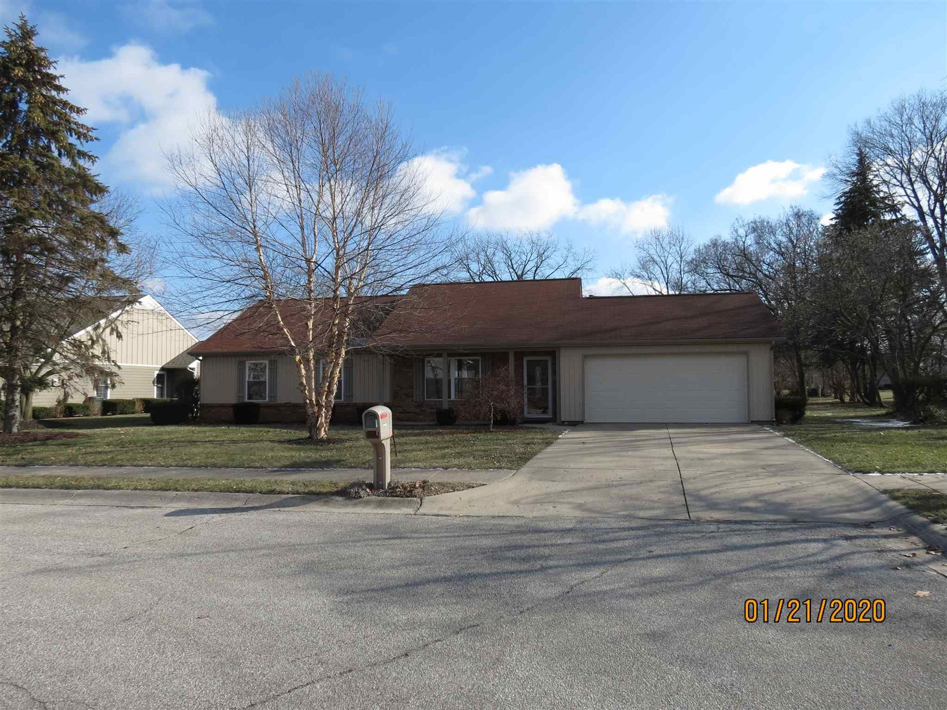 2916 Browning Street, West Lafayette, IN 47906 - #: 202002095