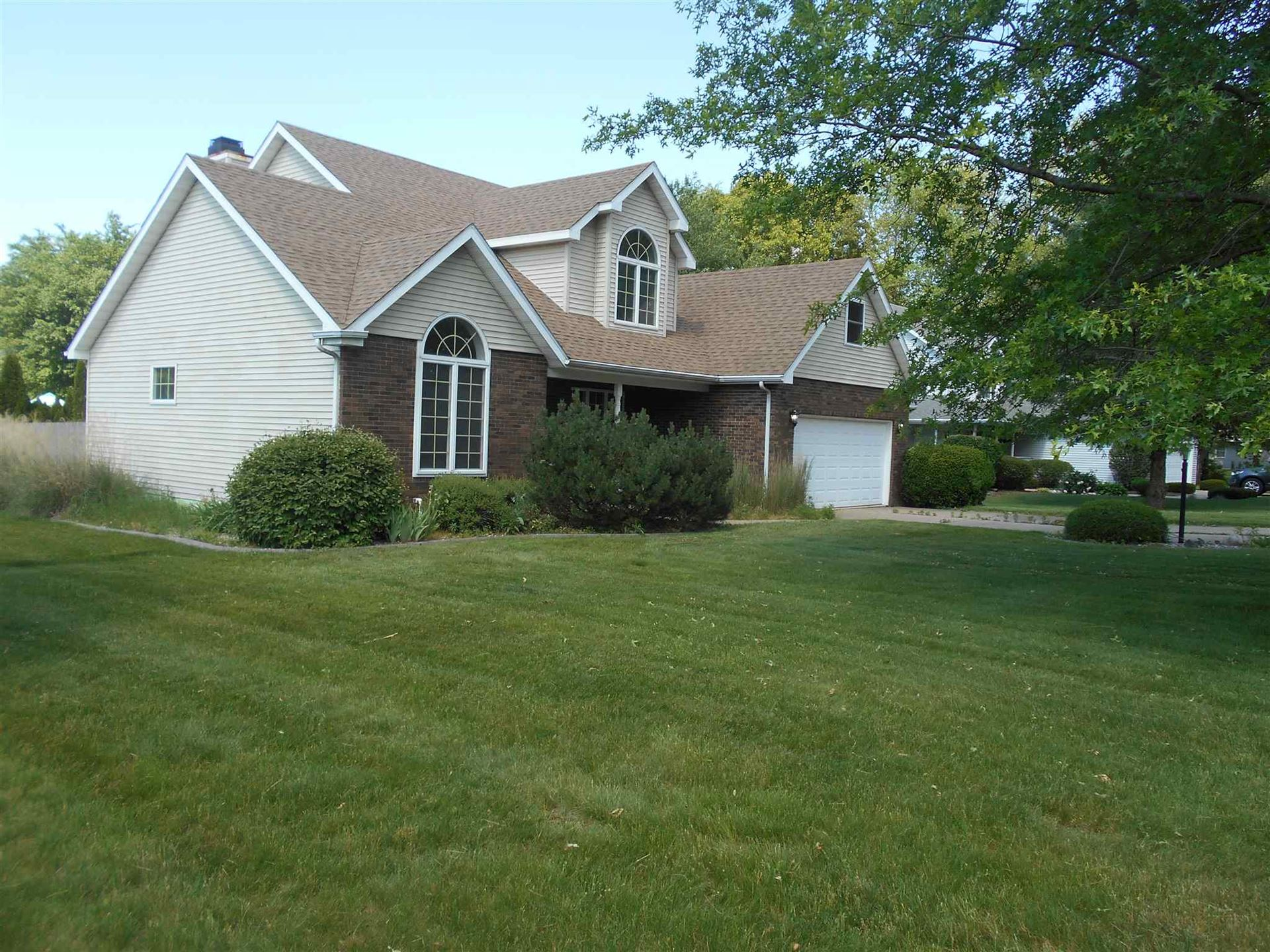16540 Robert Court, Plymouth, IN 46563 - #: 202022095