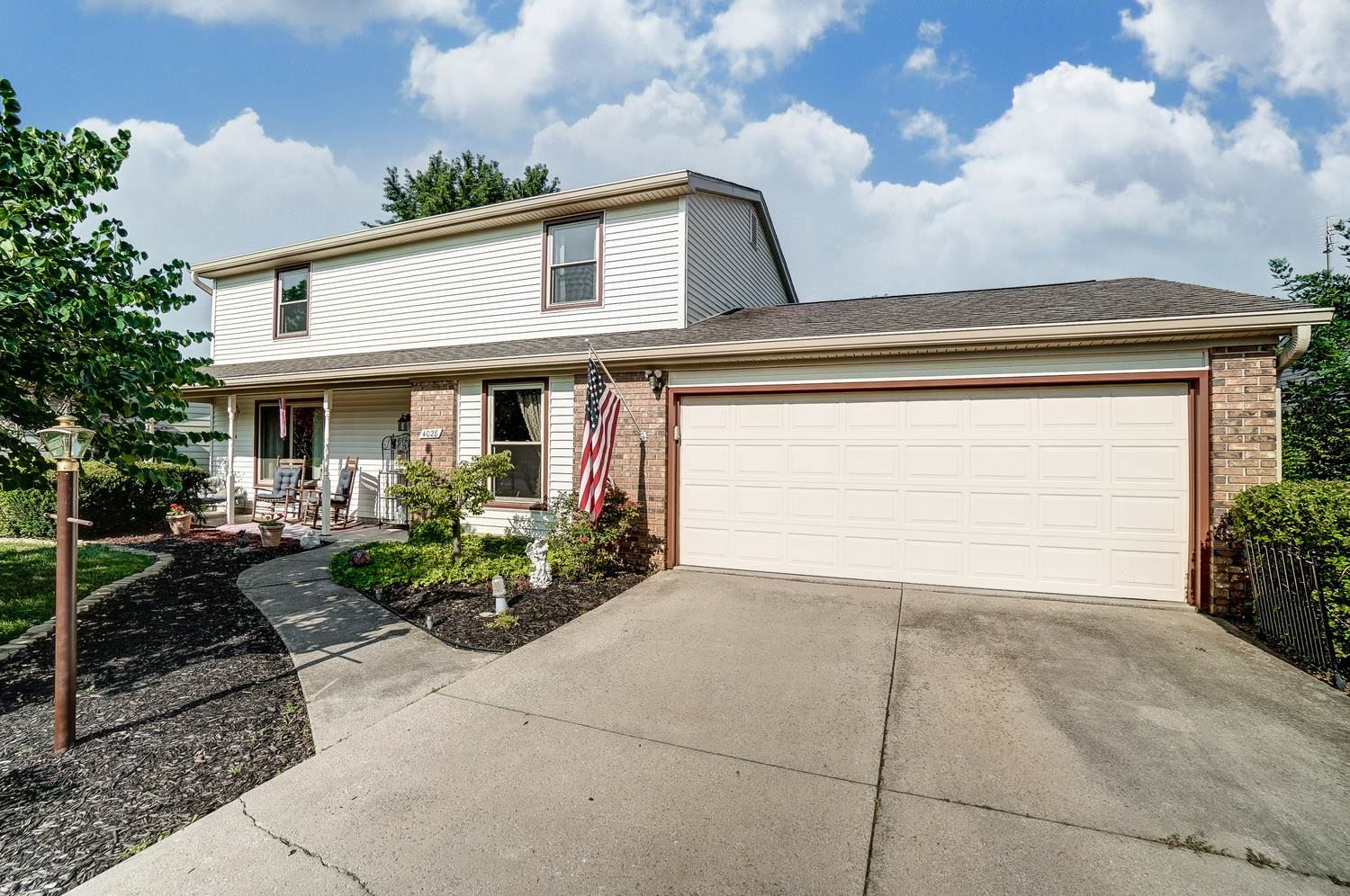 4028 Aboite Lake Drive, Fort Wayne, IN 46804 - #: 202026096