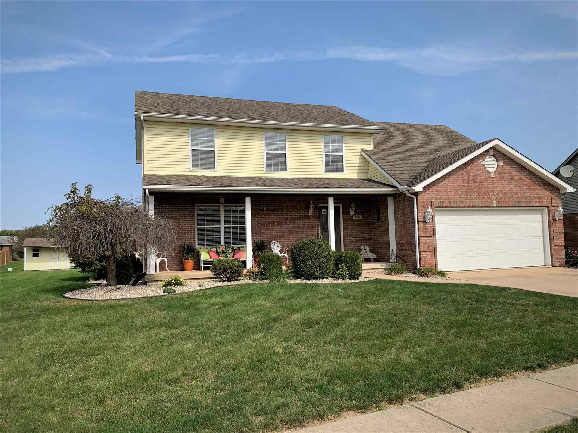 2016 Ambassador Lane, Kokomo, IN 46902 - #: 202043098