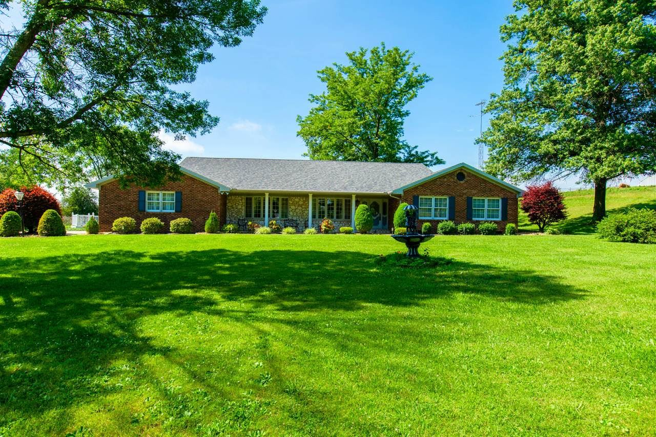 1093 W 150 S Road, Princeton, IN 47670 - #: 202025099