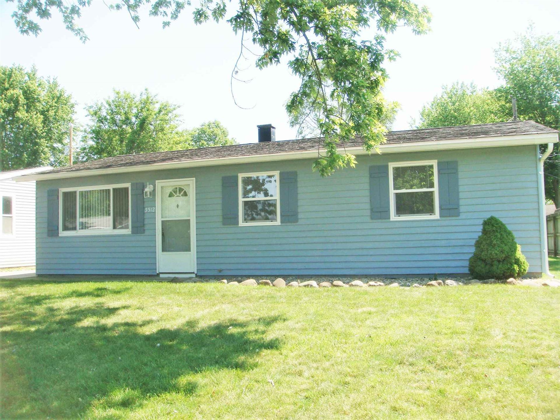 5512 LONG BOW Drive, Kokomo, IN 46902 - #: 202023100