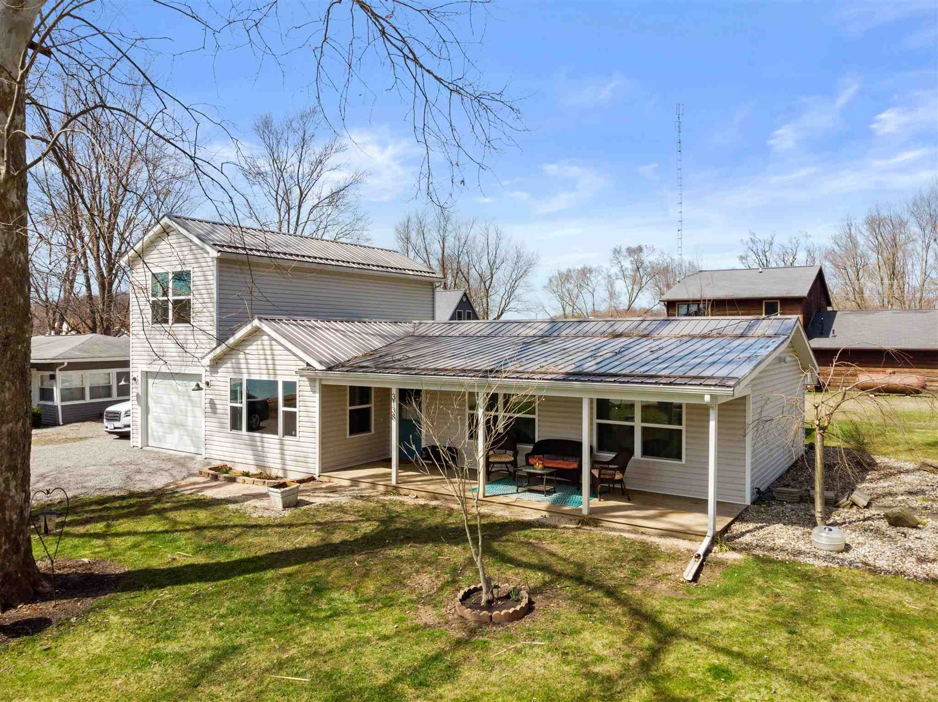 3138 W 2nd Drive, Albion, IN 46701 - #: 202012102