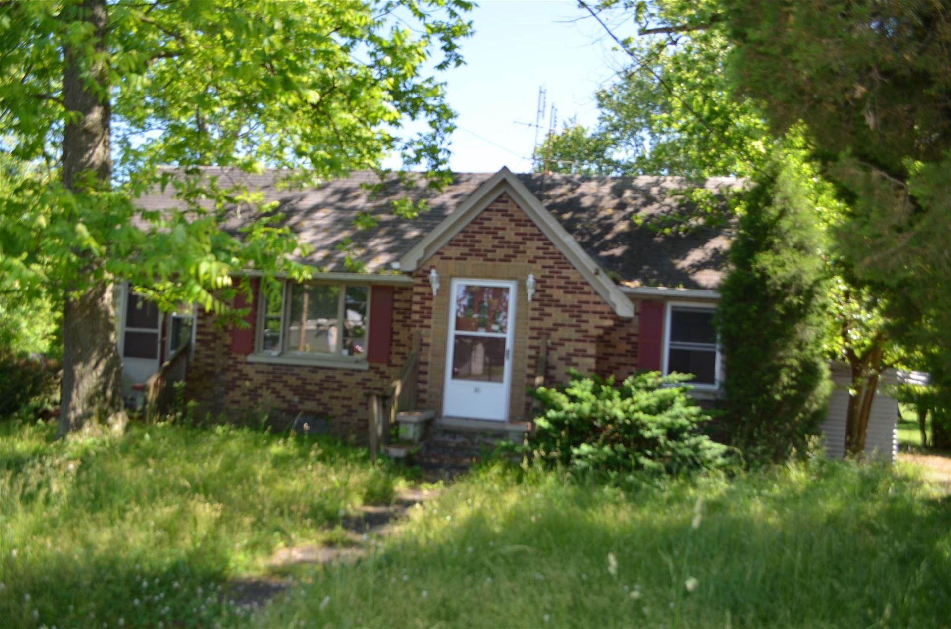 301 W oak Street, Tennyson, IN 47637 - #: 202007106