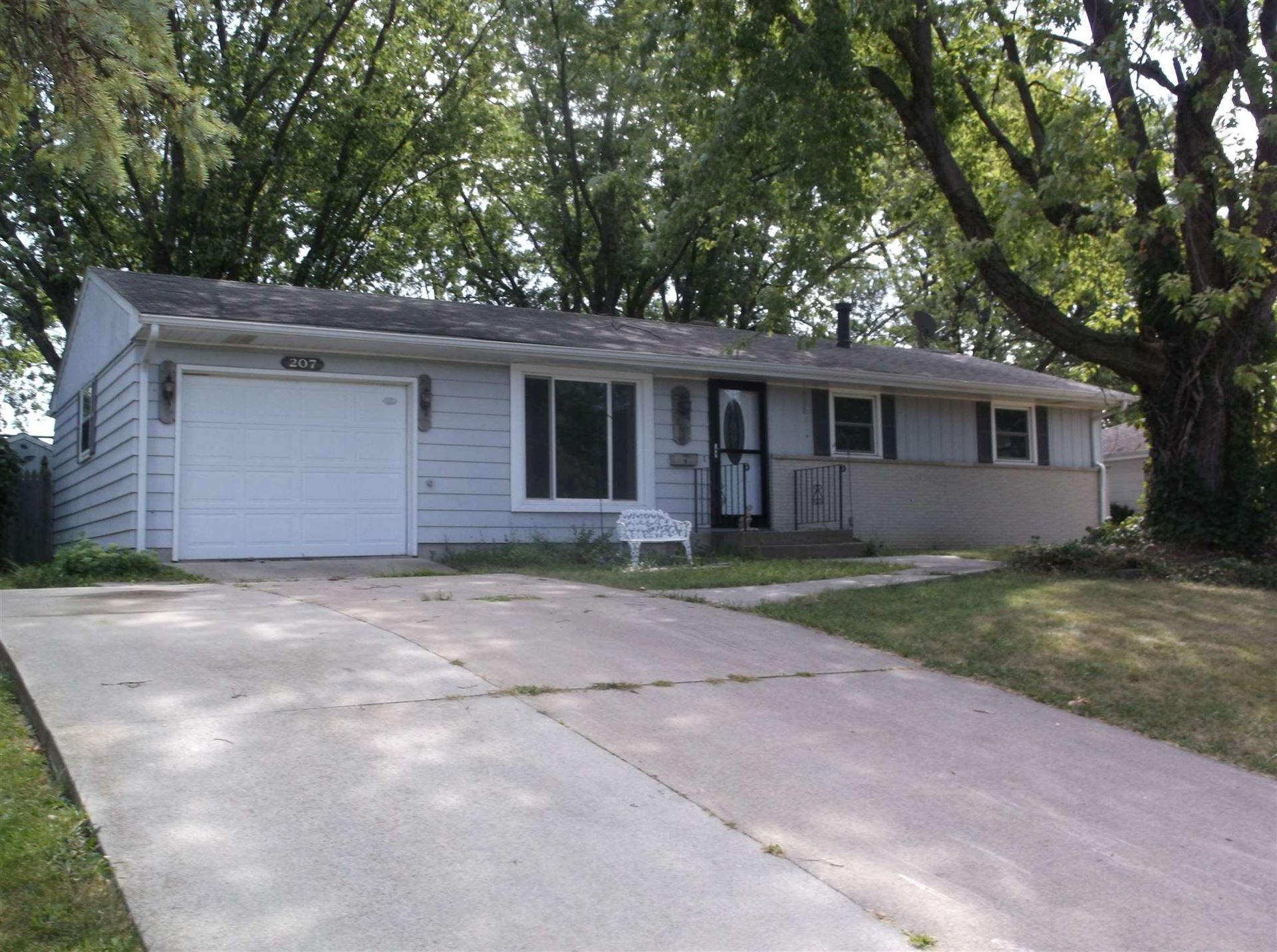 207 Tanglewood Drive, New Haven, IN 46774 - #: 202031109