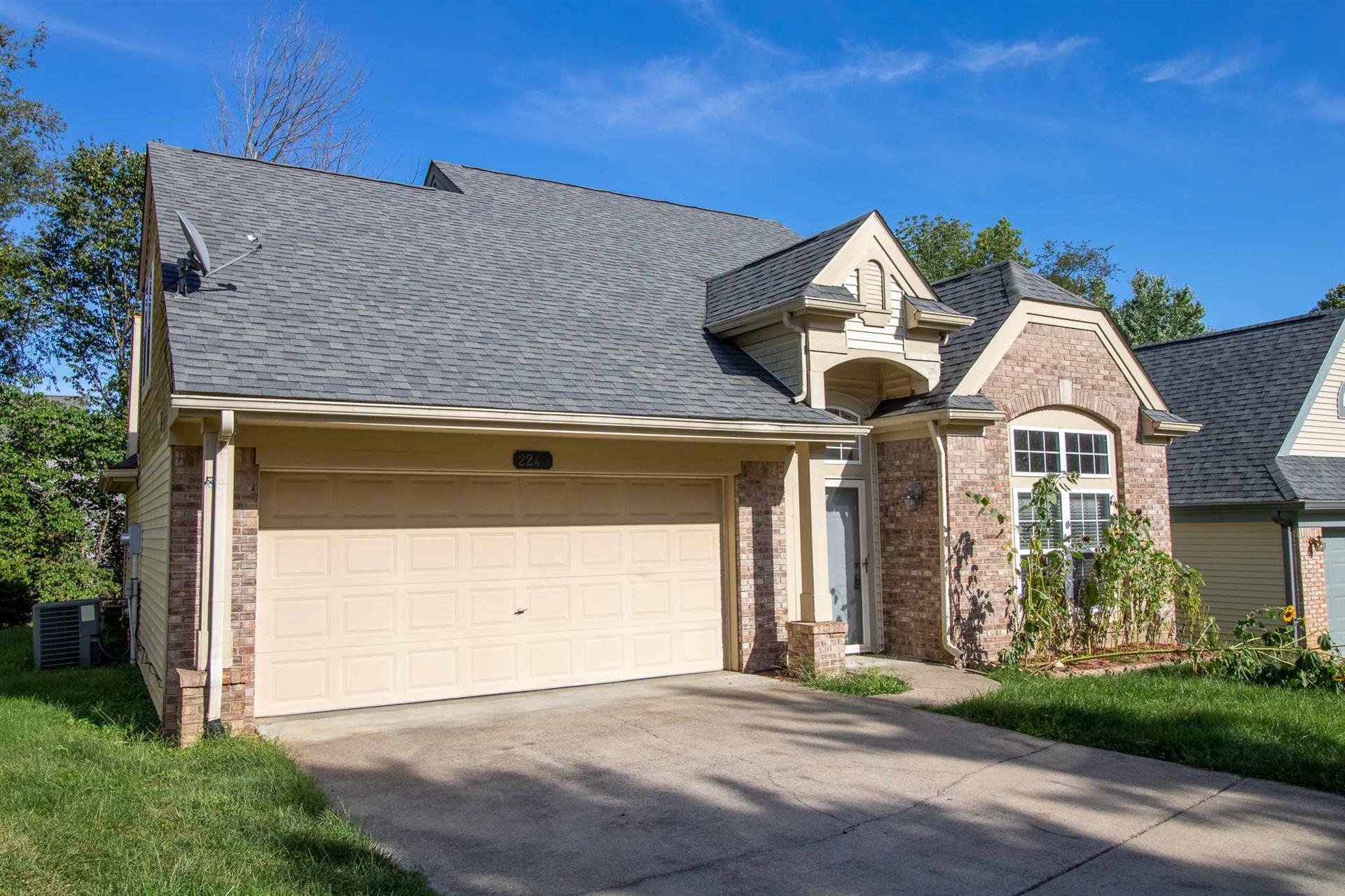 2245 S Bent Tree Drive, Bloomington, IN 47401 - #: 202036115