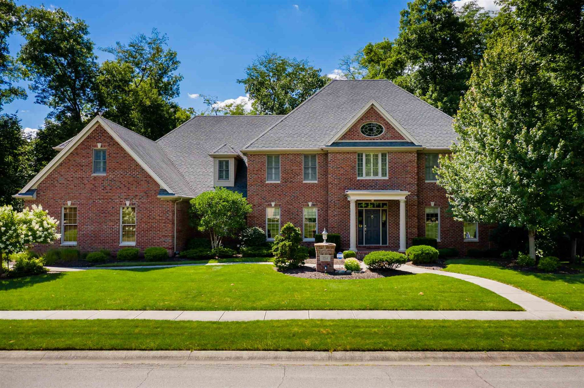 214 Royal Crest Drive, Fort Wayne, IN 46814 - #: 202024116