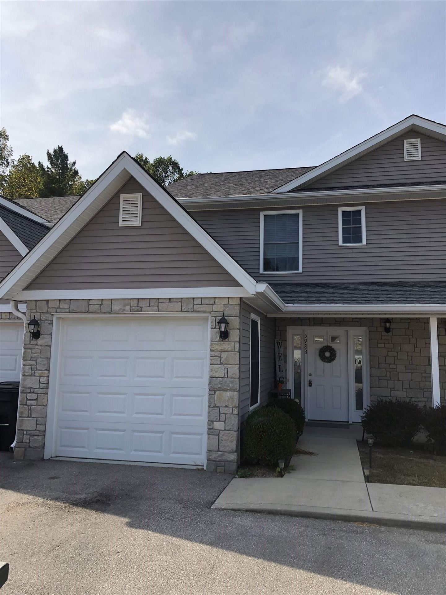 5983 N Ajuga Court, Ellettsville, IN 47429 - #: 202039116