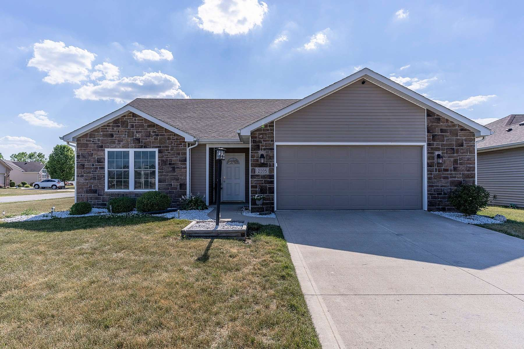 2105 Cedar Ridge Cove, Fort Wayne, IN 46818 - #: 202025118