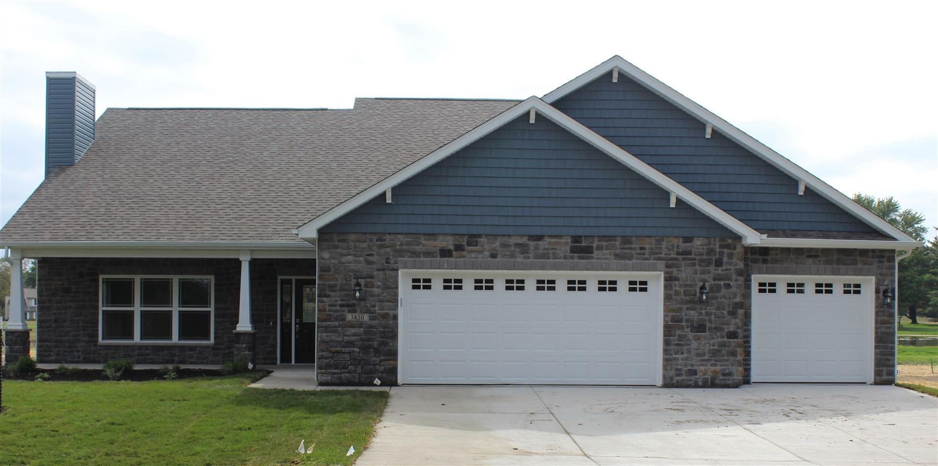 3450 N West Shafer Drive, Monticello, IN 47960 - #: 202039122