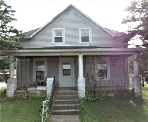 Photo of 185 Lincoln Street, Bunker Hill, IN 46914 (MLS # 202136123)