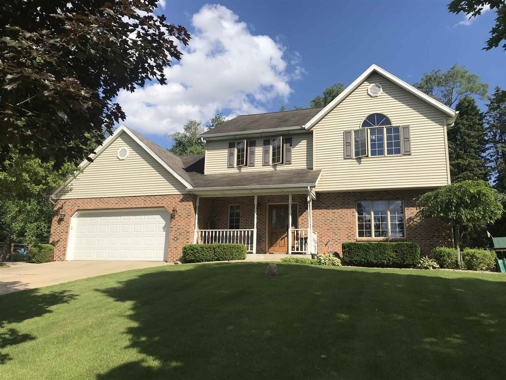 12363 Coral Court, Plymouth, IN 46563 - #: 202022123