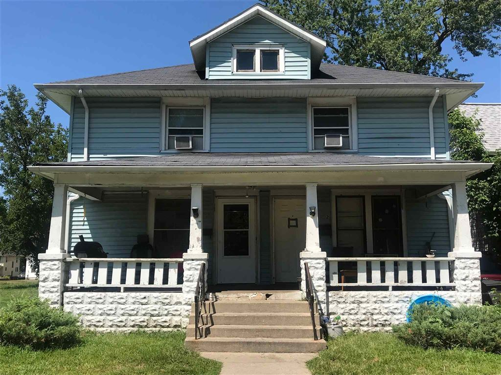 144 W Garfield Avenue, Elkhart, IN 46516 - #: 201933125