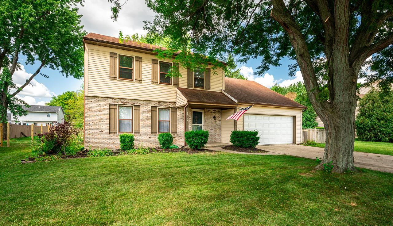4332 Aboite Lake Drive, Fort Wayne, IN 46804 - #: 202031129
