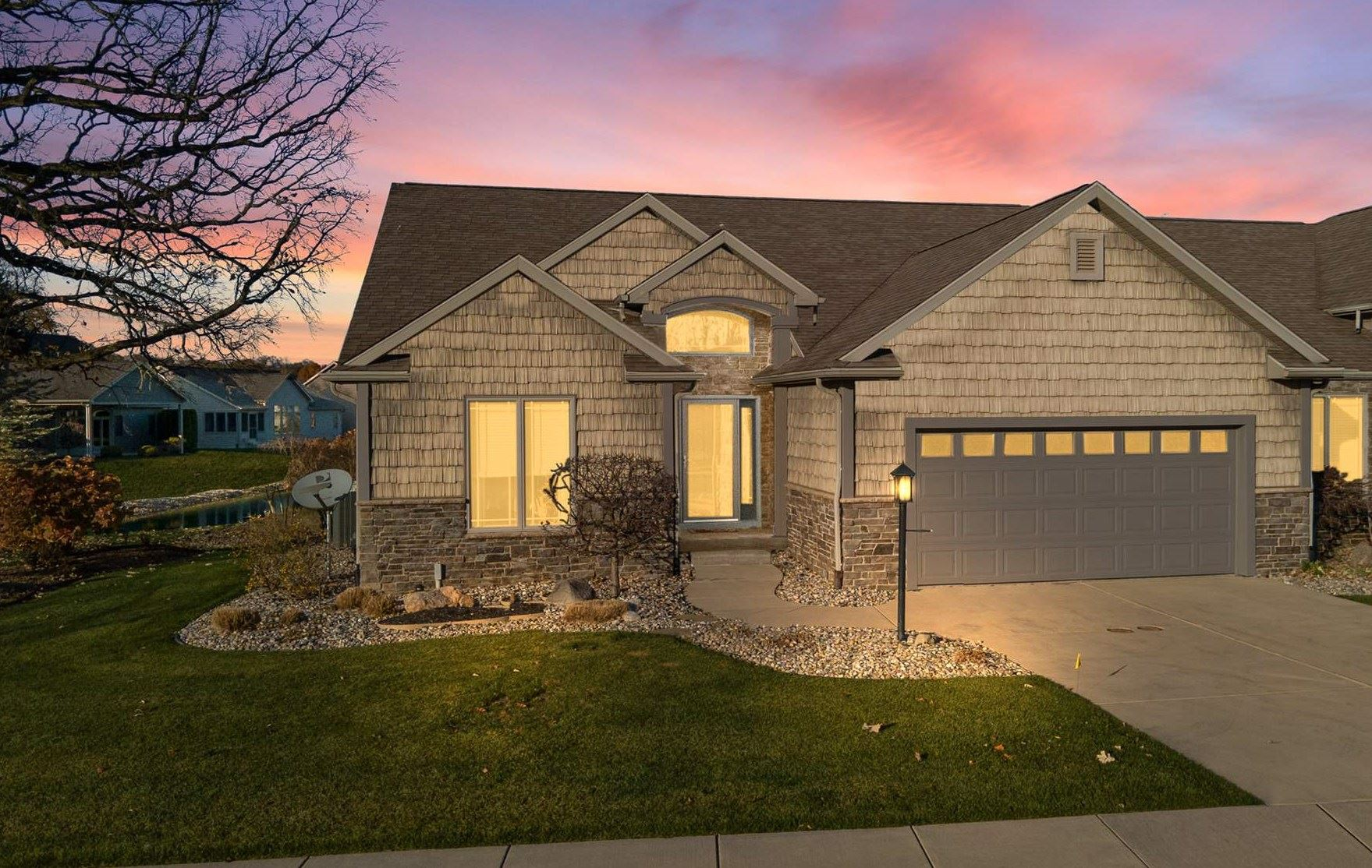 4004 Timberstone Drive, Elkhart, IN 46514 - #: 202045130