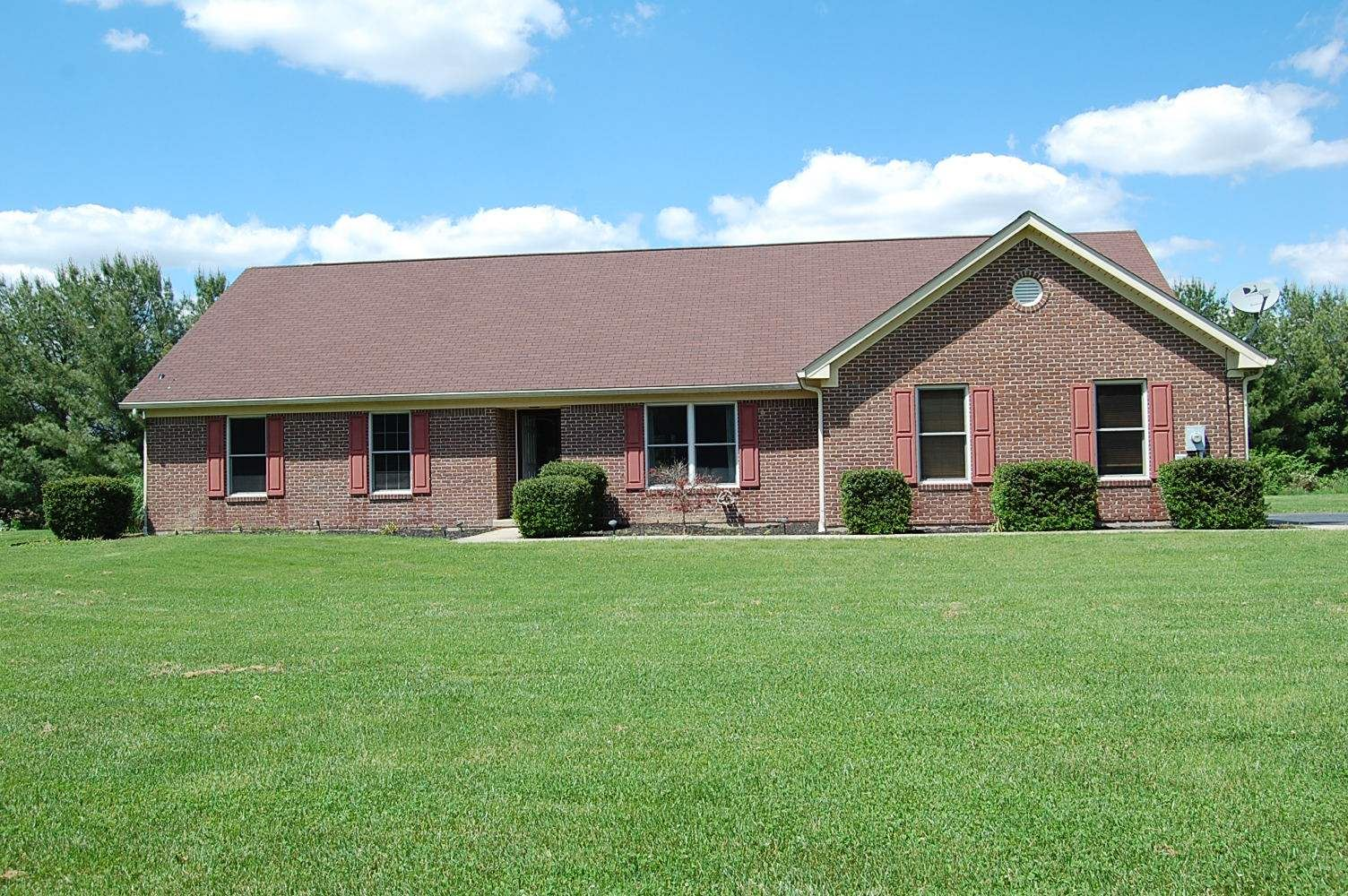 2349 Park View Drive, Spencer, IN 47460 - #: 202020135
