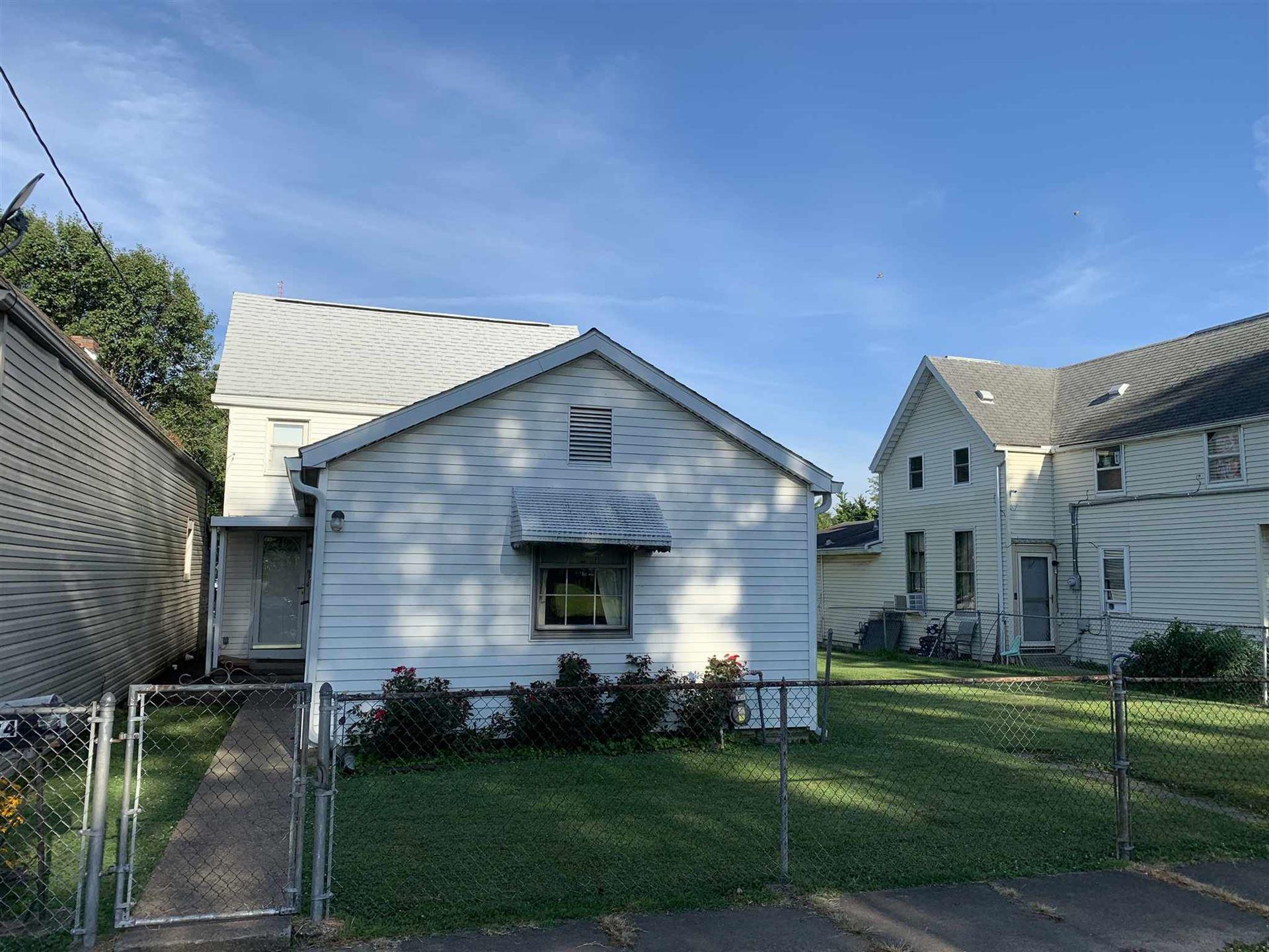1124 Spruce Street, Evansville, IN 47710 - #: 202027136