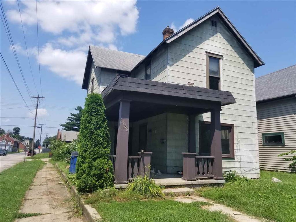 1434 W 2ND Street, Marion, IN 46952 - #: 201940142