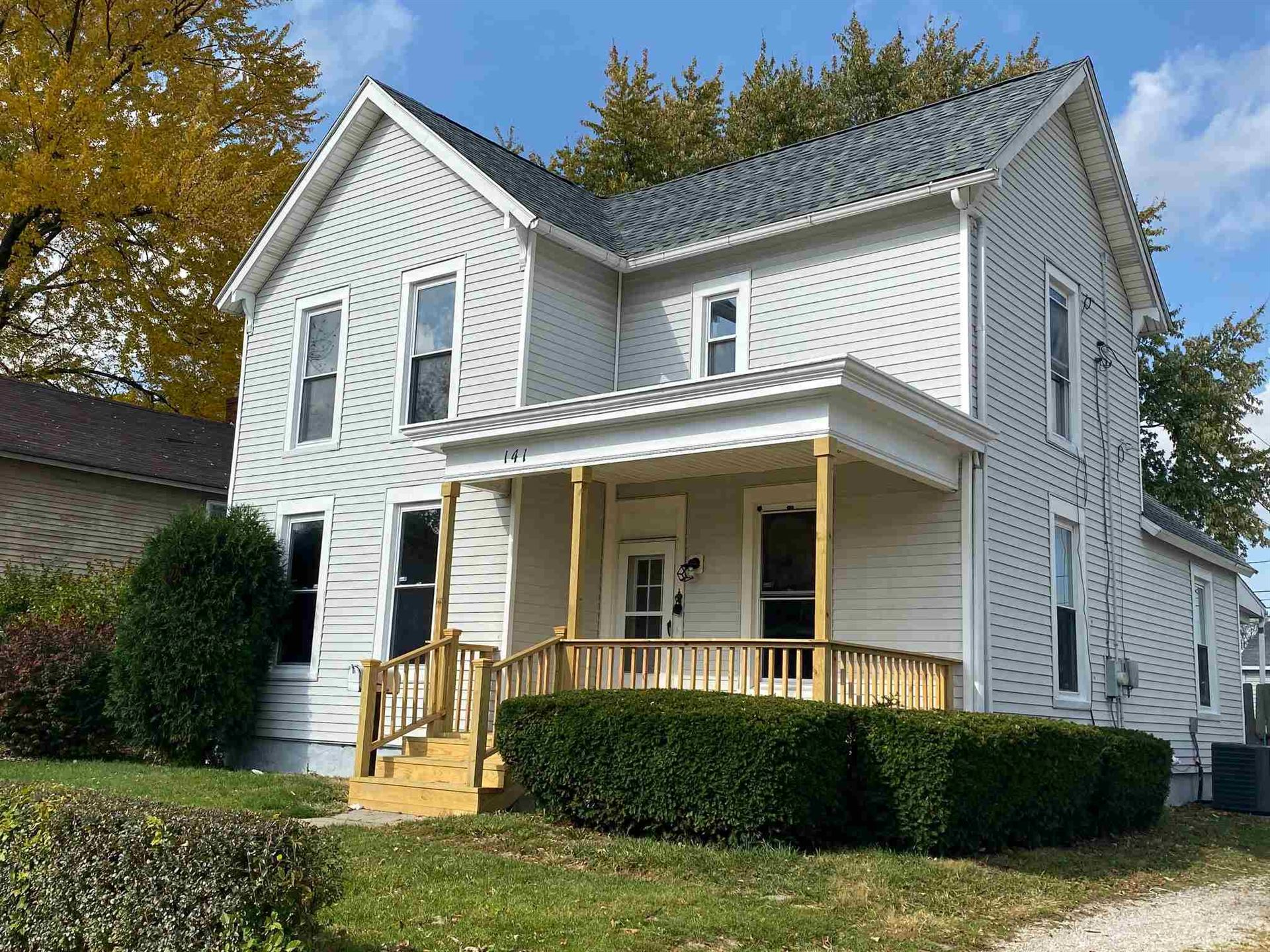 141 E Leith Street, Fort Wayne, IN 46806 - #: 202044145